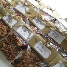 graduation favors to make roommom27 bye granola party favor