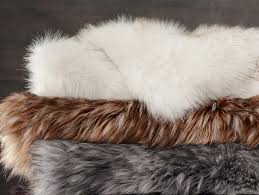 Faux Fur Bed Throw Faux Furs Add Panache To Fall U0027s Home Decor The Spokesman Review