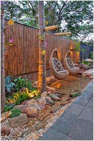 backyards cool awesome privacy trees for small backyards photo