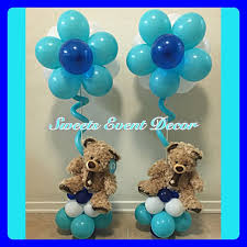 teddy baby shower decorations 8 best teddy theme baby shower decoration images on