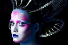 Katy Perry Costume Katy Perry Costume Singers Alien Wallpaper Allwallpaper In