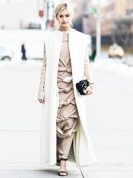 how to wear a maxi dress whowhatwear