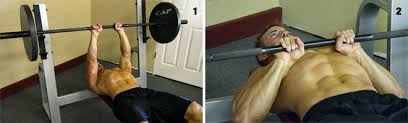 Bench Press Hand Width Close Grip Barbell Bench Press Second Chance Fitness