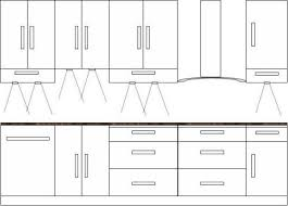 Kitchen Cabinet Depth Span New What Is The Standard Kitchen Cabinet Height Home