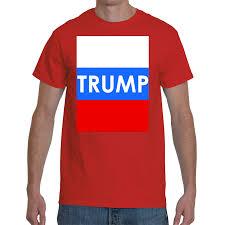 Eussian Flag Trump Russian Flag T Shirt