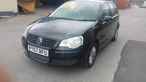 used volkswagen polo 2007 for sale motors co uk