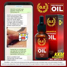 ge performance oil hebat batin