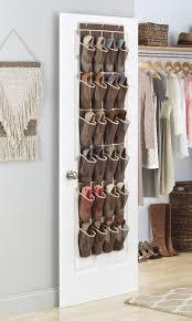 Closet Door Shoe Storage Closet Door Shoe Holder Closet Doors