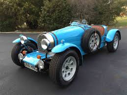 bugatti factory 1971 bugatti type 37 replica factory built not a kit car for