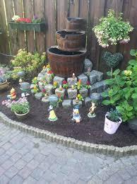 Garden Decorating Ideas Pinterest Sensational Inspiration Ideas Disney Garden Decor Gardens