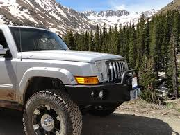 tactical armor bumper jeep commander forums jeep commander forum