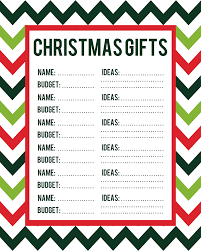 christmas christmas list ideas for with others gift shopping