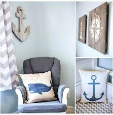 nautical baby room wall decor photography heather of photography