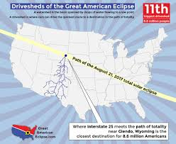 Wyoming Road Conditions Map Statistics U2014 Total Solar Eclipse Of Aug 21 2017