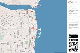 Texas Beaches Map Corpus Christi Printable Tourist Map Sygic Travel