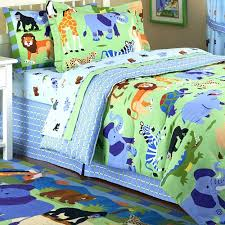 theme comforters jungle safari kids bedding comforters jungle