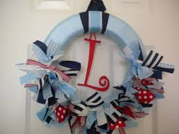 Nautical Themed Ribbon - 122 best daisy tags my wreaths images on pinterest daisies