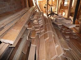 salvaged wood floors eco