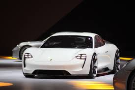 porsche electric supercar mission e electric sedan by porsche will be off the production
