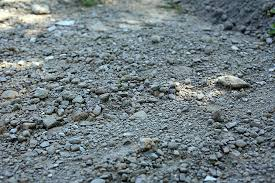 Price For Gravel Per Yard Crushed Concrete Driveway For The Farm A Cheaper Alternative