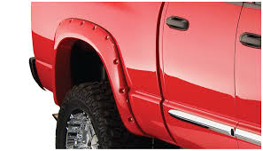 amazon com bushwacker 50907 02 dodge pocket style fender flare