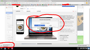 chrome google webstore can t download apps from webstore cloudready