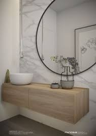 Award Winning Monochromatic Bathroom By Minosa Design wow bathroom something different modern bathroom design idea gessi