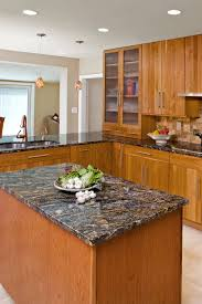 what color countertops with walnut cabinets black granite kitchen countertops design ideas countertopsnews