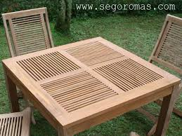 Patio Set Wood Patio 48 Wood Patio Table Small Wood Patio Set Furniture 25