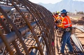 Rebar Worker South Mountain Freeway Archives Laveen Business Directory
