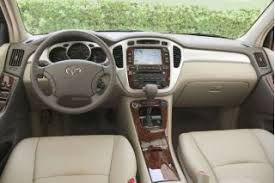 toyota highlander reviews 2004 toyota highlander review ratings specs prices and photos