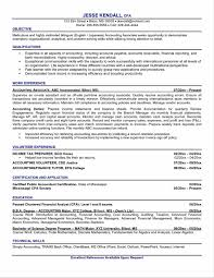 Accounting Manager Resume 100 Sample Resume For Senior Accounting Manager Accounts