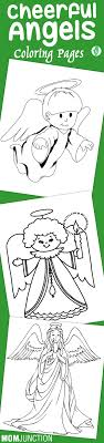 Angel Coloring Pages Online
