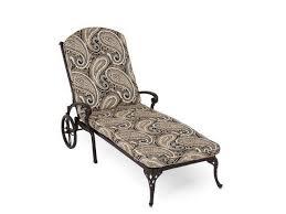 Chaise Lounge Cushions 77 X 24