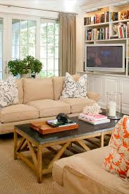 Decorating Chic White Coffee Table Decor Design Ideas With
