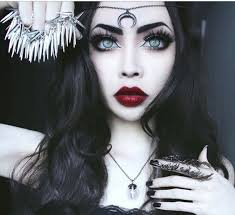 cool hair accessories jewels wiccan occult style cool alternative
