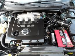 Nissan Altima V6 - 2002 nissan altima 3 5 se 3 5 liter dohc 24 valve v6 engine photo
