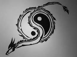 yin and yang tribal tattoos ying yang tribal tattoo design fresh