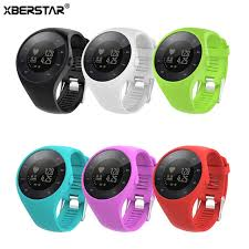silicone bracelet watches images Xberstar watchband for polar m200 gps running watch replacement jpg