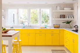 yellow kitchen walls white cabinets 30 beautiful yellow kitchen ideas