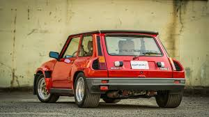 renault 5 rally up your hatch game with a renault r5 turbo