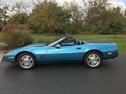 1989 corvette convertible 1989 chevrolet corvette classics for sale classics on autotrader