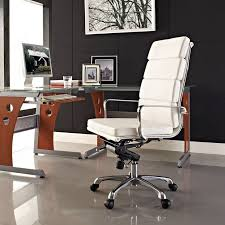 cool office desk dining room top cool white leather computer chair high back office