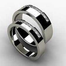 titanium wedding band sets best men s titanium diamond wedding ring products on wanelo