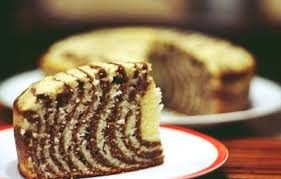 tips membuat bolu zebra resep dan cara membuat kue bolu zebra yang manis dan moist