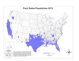 us map of arkansas u s department of agriculture seeking input on feral swine in