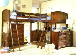dressers bunk bed with desk dresser and trundle bunk beds with