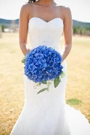 hydrangea wedding bouquet beautiful blue bridal bouquet bouquet wedding flower