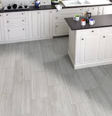 Travertine Effect Laminate Flooring Silver Gray Travertine Look Porcelain Tile It Matches A White