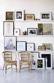 Picture Ledge Ikea 137 Best Creative Gallery Walls Images On Pinterest Gallery